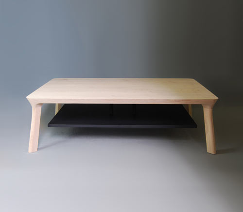 In-Between Table by Christophe Chauvet and Florian Dussopt