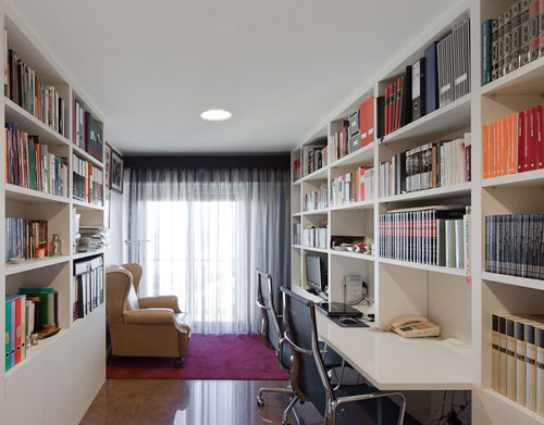 JSJ Apartment in Portugal by Filipe Melo Oliveira in main interior design architecture  Category