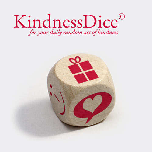DiceforChange Gambles on Kindness