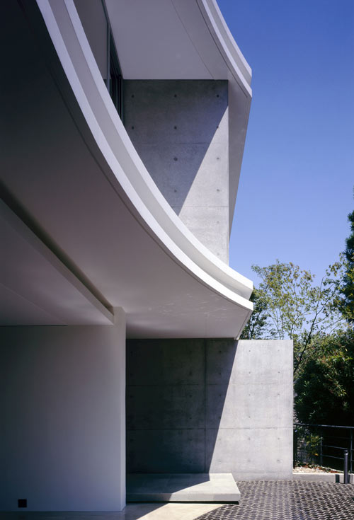 Residence in Kurakuen in Japan by NRM Architects Office in main architecture  Category