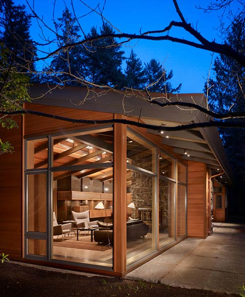 Lake Forest Park Renovation in Washington by Finne Architects in main architecture  Category