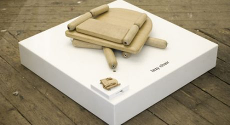 Miniature Lazy Chair by Fresh West for Laikingland