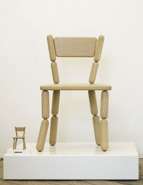 Miniature Lazy Chair by Fresh West for Laikingland in home furnishings  Category