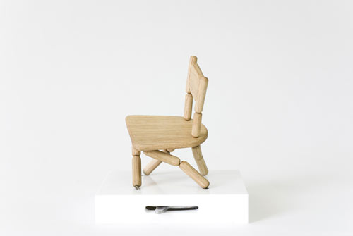 Miniature Lazy Chair by Fresh West for Laikingland in main home furnishings  Category