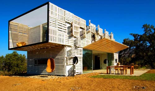 The Manifesto House in Chile by James & Mau and Infiniski in main architecture  Category
