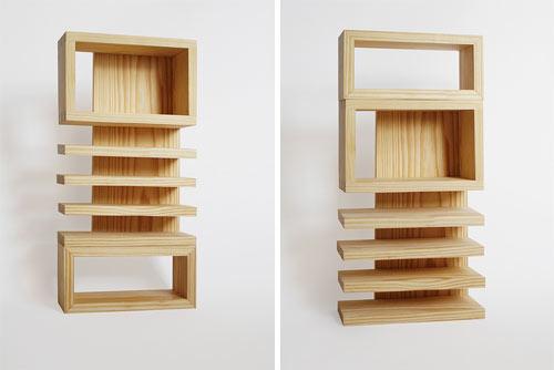 CD Rack/Shelf .