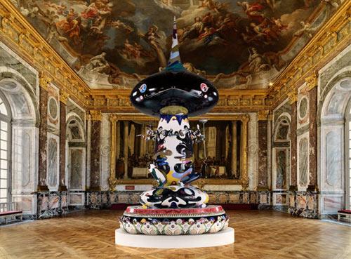 Murakami Versailles Exhibition