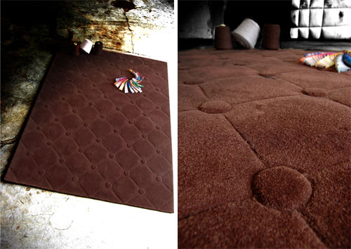 New Rugs from the Piodão Group in main home furnishings  Category