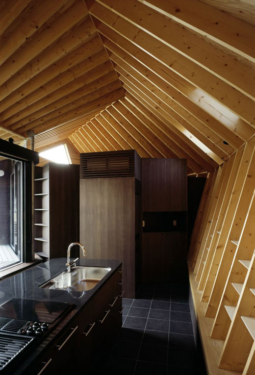 Seashore Shell House in Japan by Takeshi Hirobe Architects in architecture  Category