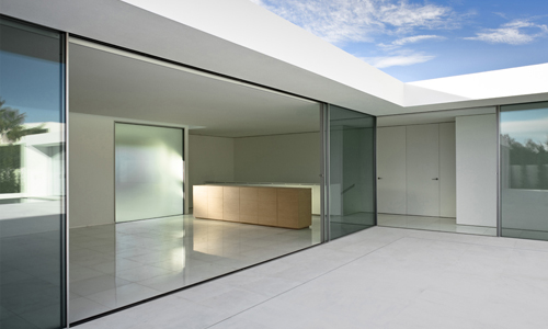Atrium House in Spain by Fran Silvestre Arquitectos in main architecture  Category