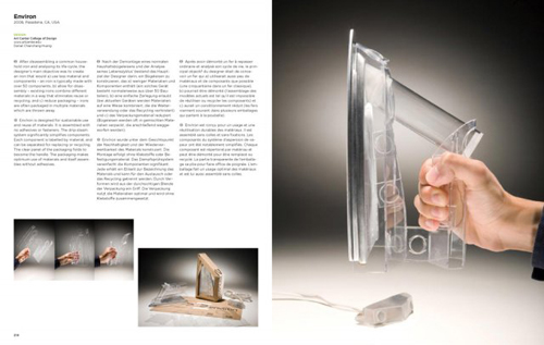 Product Design in the Sustainable Era in technology main home furnishings  Category