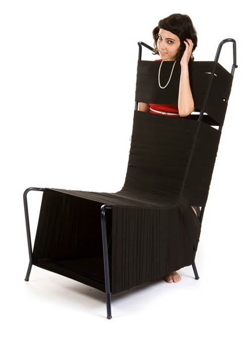 Tunnel Furniture by Noga Berman in home furnishings  Category