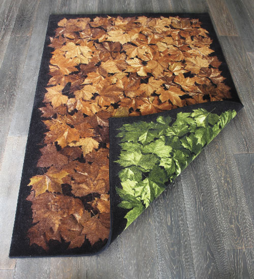 Turn the Season Rug by YLdesign in main home furnishings  Category
