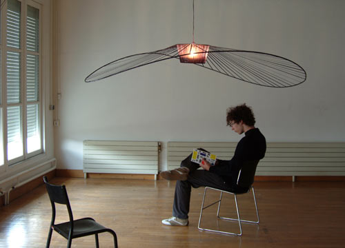 Vertigo Light by Constance Guisset in main home furnishings  Category