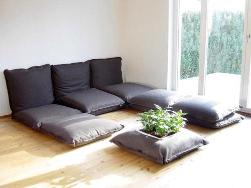 ZipZip Modular Cushions by Pling Collection