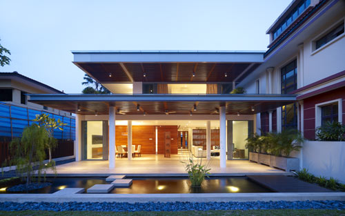 28 West Coast Grove in Singapore by ONG&ONG in architecture  Category
