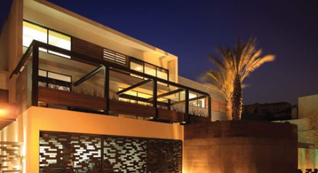 CG House in Mexico by GLR Arquitectos