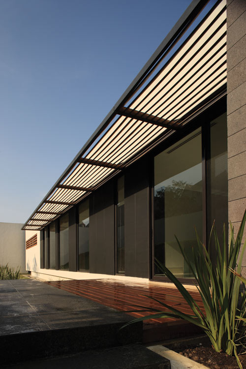 CG House in Mexico by GLR Arquitectos in main architecture  Category