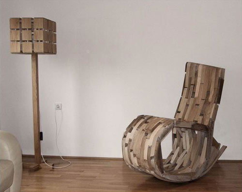 O2 Rocker by Hrvoje Vulama in main home furnishings  Category