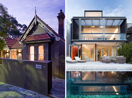 Woollahra 1 in Australia by Stanic Harding Architecture