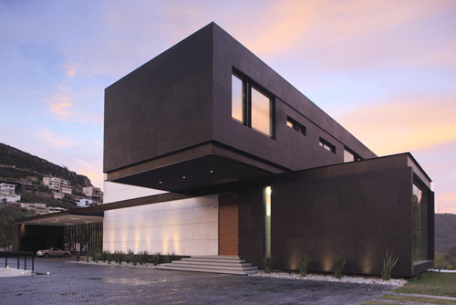 BC House in Mexico by GLR Arquitectos in architecture  Category