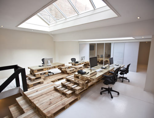 BrandBase Office in The Netherlands by MOST Architecture in architecture  Category