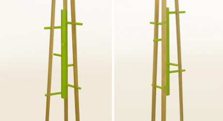 Cactus Tree Hanger by Antonio Sunjerga