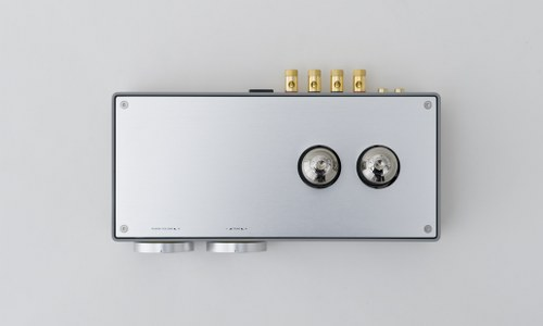 Hybrid Tube Amplifier by Case-Real - Design Milk