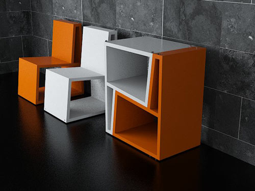 Bi Chair by Elemento Diseño in main home furnishings  Category