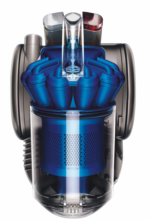 Dyson Launches Compact City Vacuum in technology main  Category