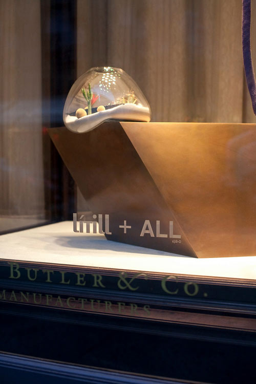 E.R. Butler & Co. Window by Lítill and Annie Larson in main art  Category
