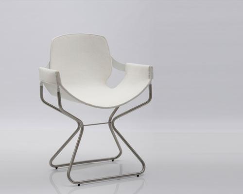Felty Chair by Lamar Pretorius