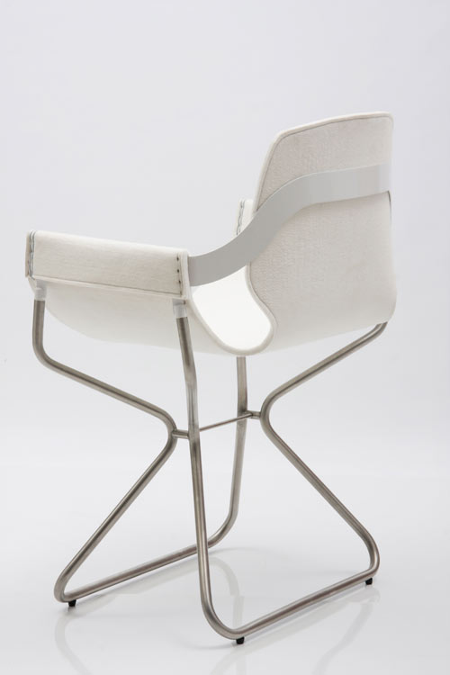 Felty Chair by Lamar Pretorius in home furnishings  Category