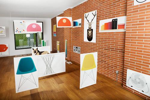 Hey Studio 2D Installation
