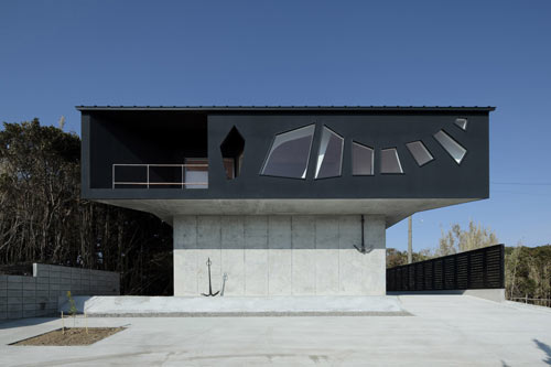 A House Awaiting Death in Japan by EASTERN Design Office in architecture  Category