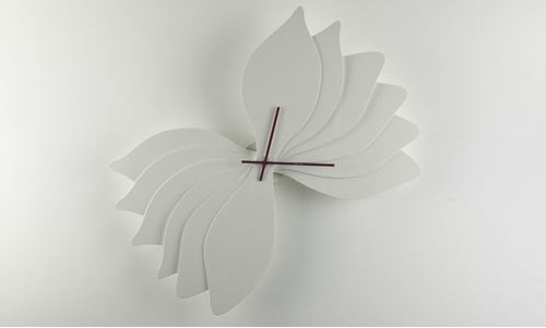 Lotus Clock at AHAlife in main home furnishings  Category