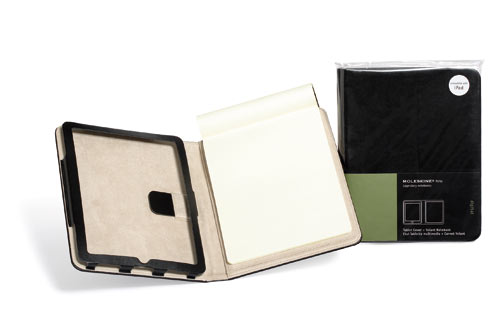 Moleskine iPhone and iPad Covers in technology style fashion main  Category