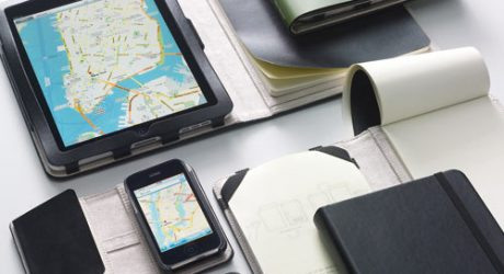 Moleskine iPhone and iPad Covers