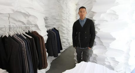 Building Fashion at HL23: Richard Chai and Snarkitecture