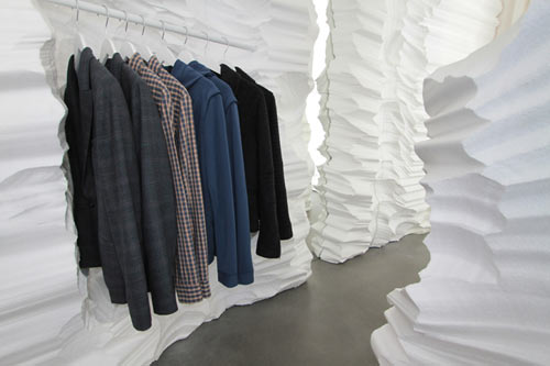 Building Fashion at HL23: Richard Chai and Snarkitecture in style fashion main interior design  Category