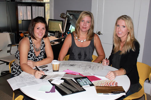 A Day in the Life of Michelle Jennings Wiebe of Studio M Inc. in main interior design  Category