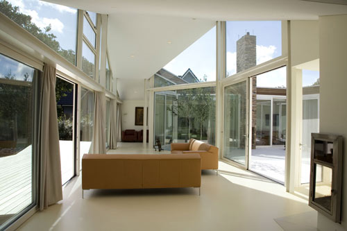 Villa BH in The Netherlands by WHIM Architecture  in main architecture  Category