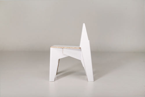 Yksi Chair by Antti Pulli and Alexander Brink in home furnishings  Category
