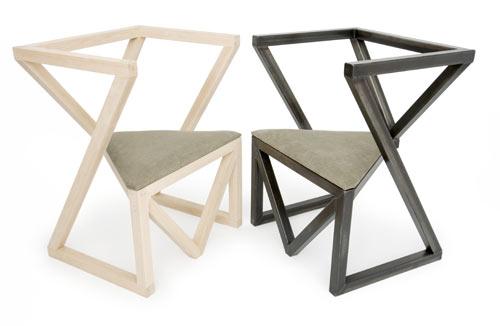 Zeed Chair by Sara Leonor