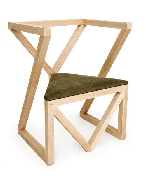 Zeed Chair by Sara Leonor Design Milk