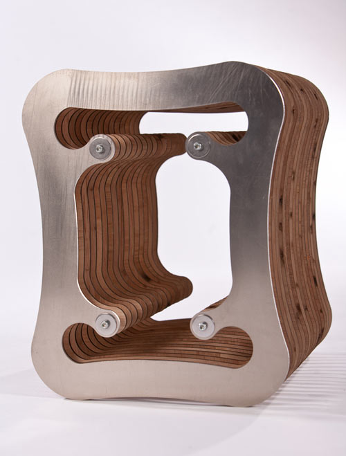 Diviso Stool by Neil Macqueen in home furnishings  Category