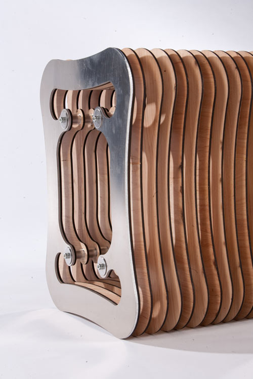 Diviso Stool by Neil Macqueen in main home furnishings  Category