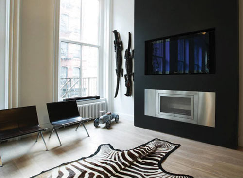 Hearth Cabinet in technology main interior design  Category