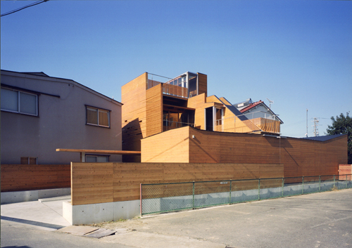House in Japan by Archivi Architects