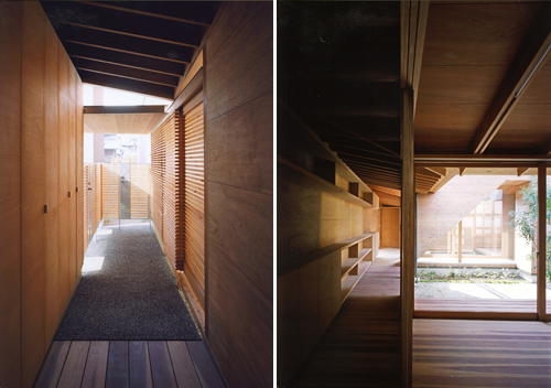 House in Japan by Archivi Architects in architecture  Category